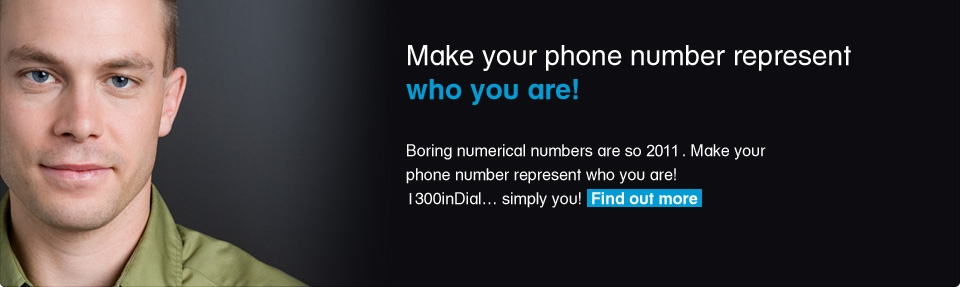 Make your phone number represent who you are